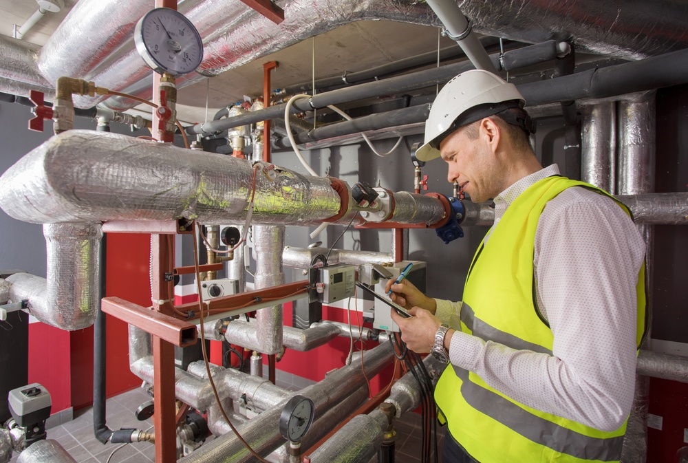 Commercial Plumbing & HVAC Services